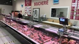 Stand Boucherie Prise Direct' Cucq