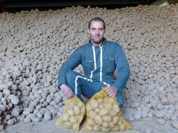 Romain Dedourge pomme de terre
