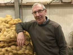 Benoit bonvoisin producteur de pomme de terre