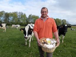 Pierre-Yves Dubruille et vache