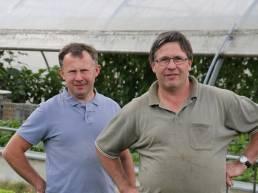 Jérôme et Eric Gosselet