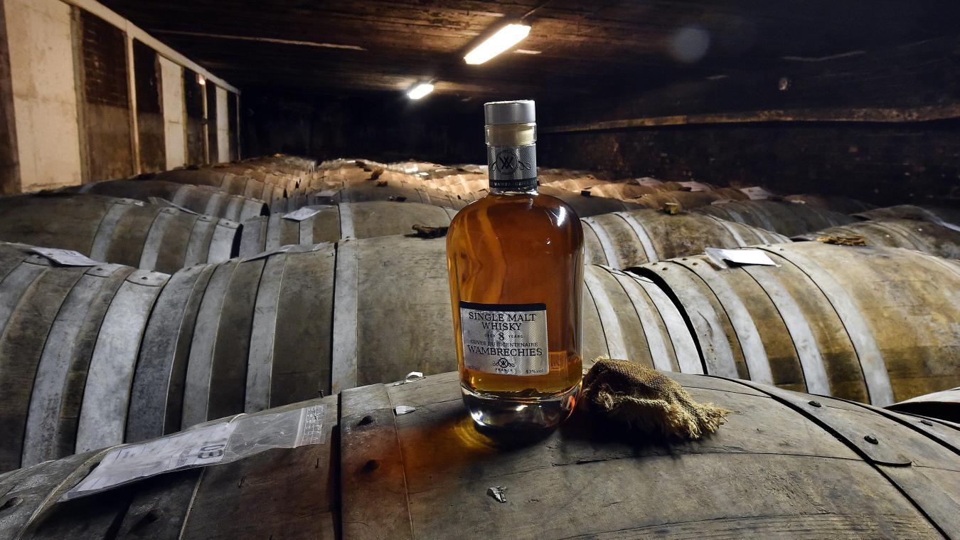 Whisky local fête des pères